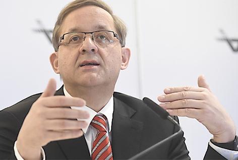 Günther Ofner Flughafen Vorstand