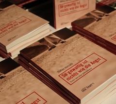 Buchpräsentation von Stefan Horvath im OHO
