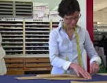 Kleidermacherlehrlinge bei  Andrea Sifkovits