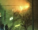 Steyr-Haus Brand