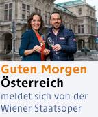 Guten Morgen Österreich aus Wien