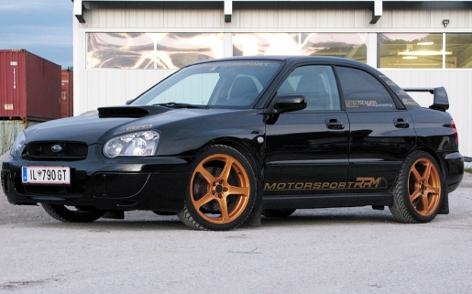 Subaru Mordfall