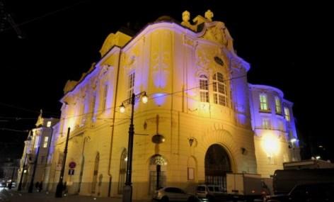 Konzertsaal der Slowakischen Philharmonie in der Reduta Bratislava