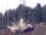 Waldsprengungen