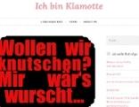 Bloggerin Klamotte Wernberg