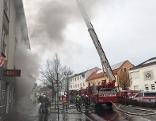Garagenbrand Jennersdorf