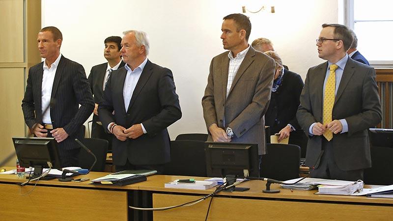 BZÖ Wahlkampfbroschüre Prozess