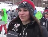 Nadine Fest Ski Alpin Europacup Weltcup Startplatz gesichert