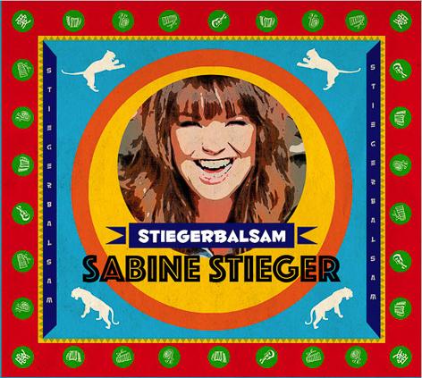 Album Cover Stiegerbalsam