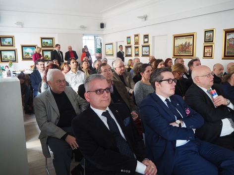 Präsentation des Heilbades Piestany im Slowakischen Institut Wien