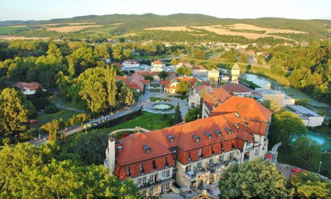 Slowakisches Heilbad | Kurstadt Piestany