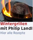 Wintergrillen Promobutton