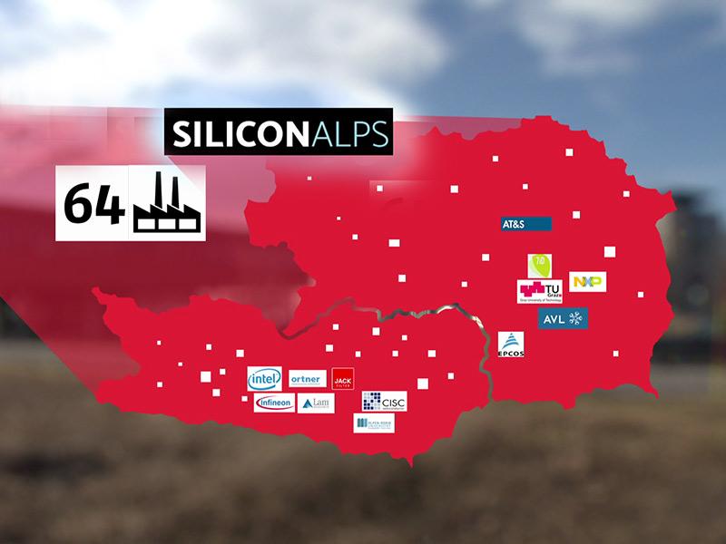 Silicon Alps Kärnten Steiermark