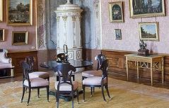 Stift Klosterneuburg Napoleonzimmer im Kaisertrakt