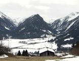 Untersulzbachtal (links) und Obersulzbachtal (rechts)