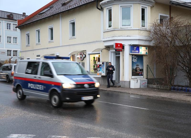 Trafiküberfall in Schwanenstadt