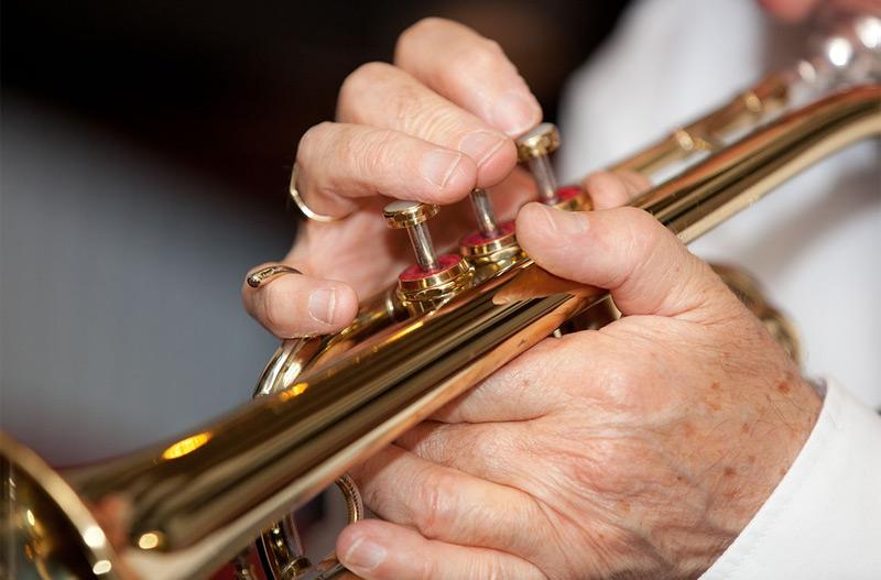 Blasmusik Trompete