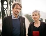 Thomas Edlinger und Bettina Kogler