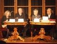 Diskuze v Divadelním muzeu ve Vídni