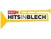 """Logo """"Hits in Blech"""""""