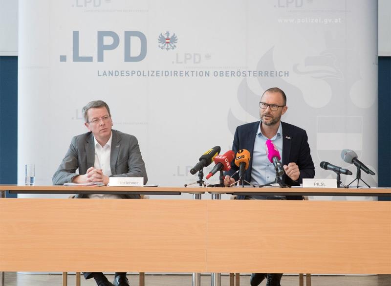 """Pilsl zu Doppelmord: """"Mann war ein Einzeltäter"""" – ooe.ORF.at"""