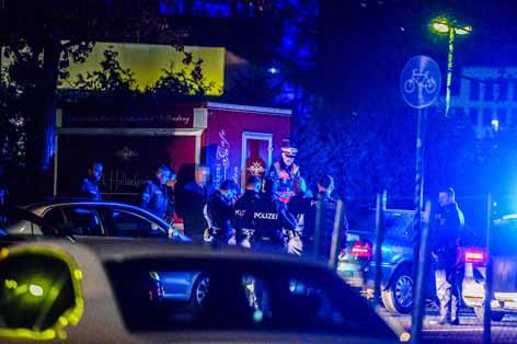 Verfolgungsjagd in Linz mit zwölf Streifenwagen