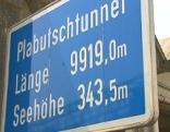 Plabutschtunnel Tunnel Autobahn