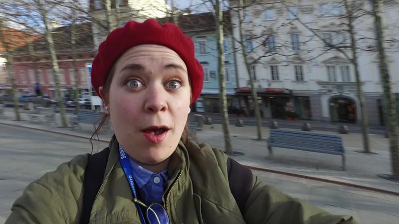 Stefanie Sargnagel Stadtschreiberin Klagenfurt
