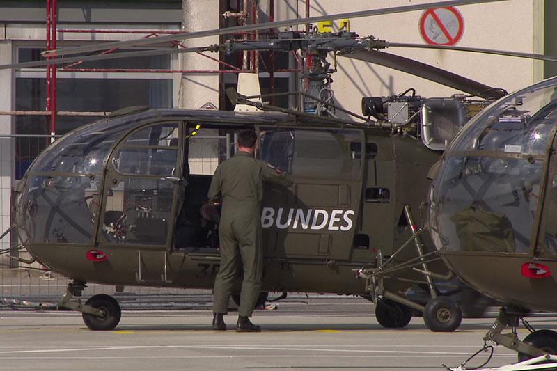 Bundesheer Übung