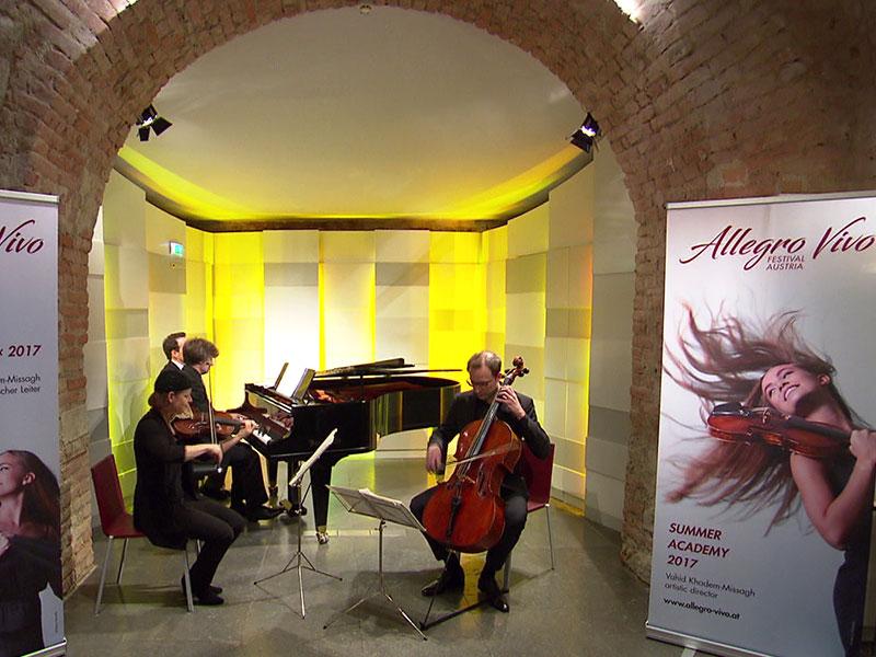 Allegro Vivo Programm Präsentation