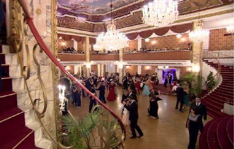 Repräsentations- und Maturaball der Tschechen und Slowaken in Österreich 2017 | Schlosshotel Schönbrunn