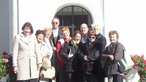 evangélikus csoport bécs