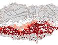 Jezik slovenščina izginotje Prochazka Vogl difuzija PNAS language shift