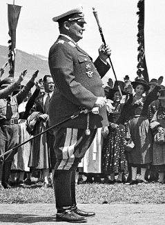 Hermann Göring Kriegsverbrecher Gewaltherrscher Nationalsozialist