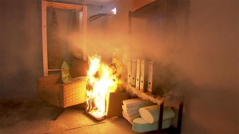 Rauch Brand Feuer