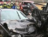 Unfall bei Trautenfels