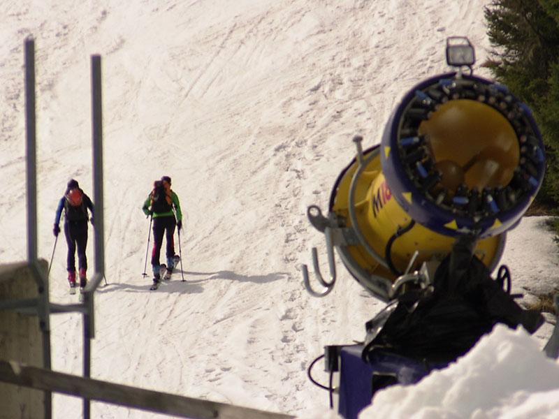 Skigebiete Flattnitz