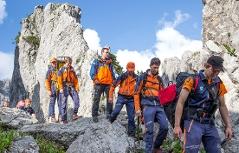 Bergrettung Salzburg Suchaktion Suche