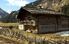 Ullmannlehen in Bad Gastein bzw. Böckstein Goaß Nani Ullmann Lehen Bauernhof