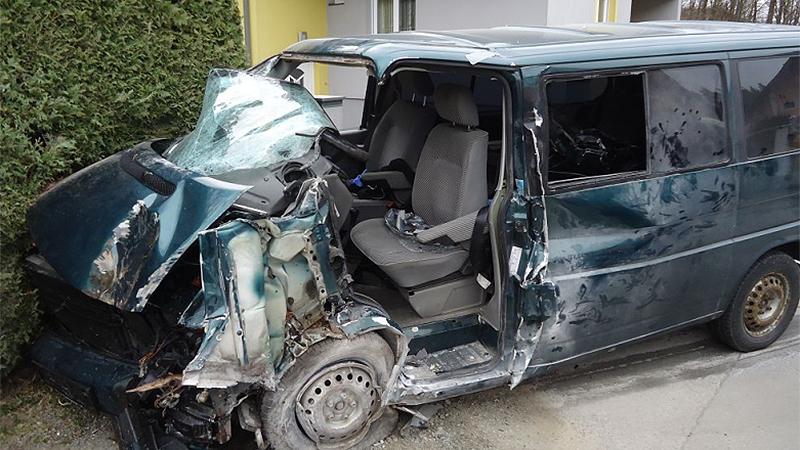Unfall in Vasoldsberg