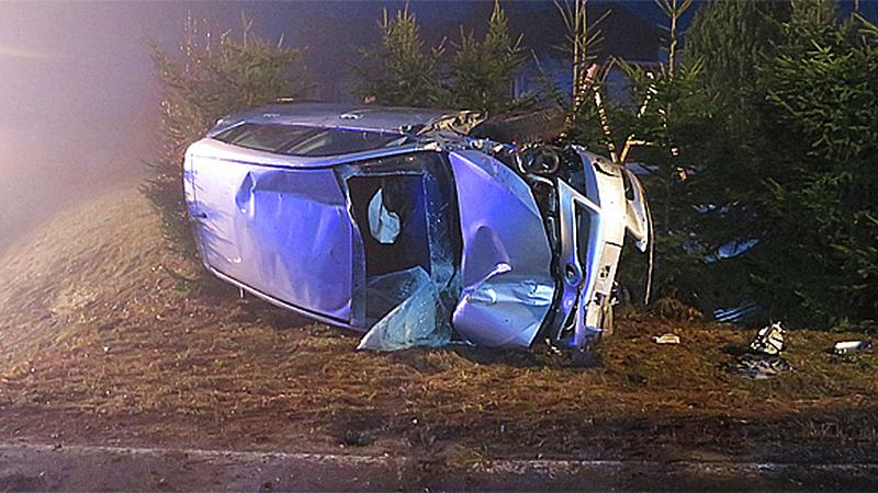Unfall in Bad Mitterndorf