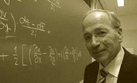 Mathematiker Rudolf Taschner