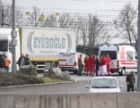 Lkw-Lenker lag tot im Fahrzeug