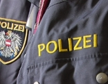 Polizei Auto Jacken Uniform