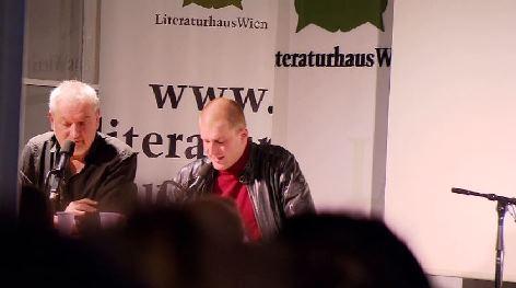 Lesung im Literaturhaus Wien | Ondrej Cikan
