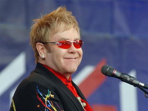 Elton John Ischgl