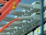 Netzwerk Kabel Daten Spionage