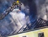 Brand in Mehrfamilienhaus Asylwerberunterkunft Kircheberg an der Pielach