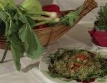 Dinkelreis mit Gemüse