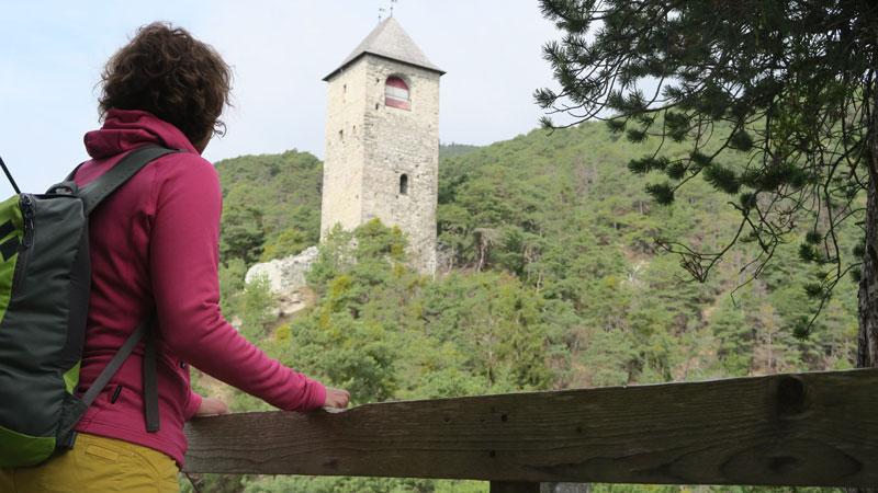 Wanderung zur Schlossbachklamm